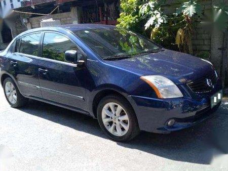 2012 Nissan Sentra 200 CVT Automatic