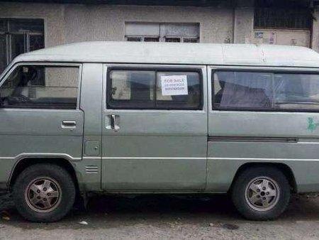 572fd30d00 Very Good Condition 1989 Mitsubishi L300 Versa Van For Sale 266271