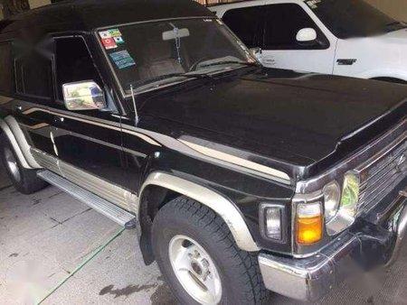 1998 Nissan Safari PATROL Diesel 4X4 BEST RELIABLE Politicians CAR!