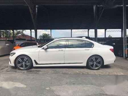 Almost Brand New 2017 BMW 750Li Msport For Sale