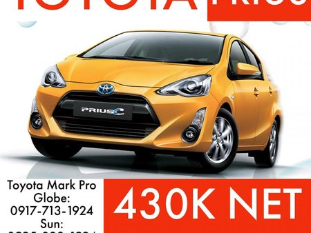 2017 Toyota Prius C Inline Cvt for sale at best price