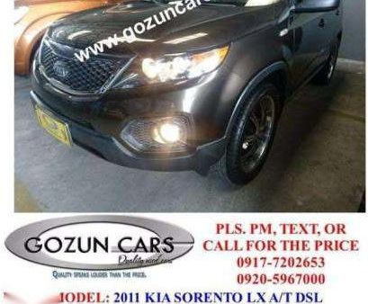 2011 Kia Sorento LX Automatic Diesel For Sale