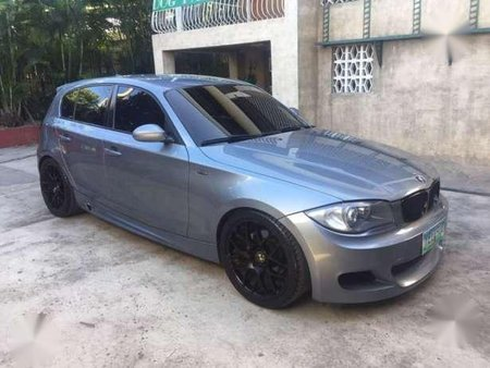 2005 BMW 120i AT Gray For Sale