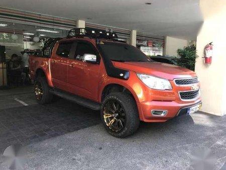 Chevrolet Colorado 2015 4x4 Mt For Sale 278671