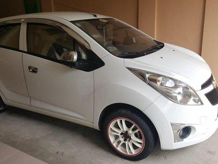 2011 Chevrolet Spark White For Sale 296115