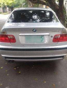 BMW 325i 2001 Sedan AT Silver For Sale