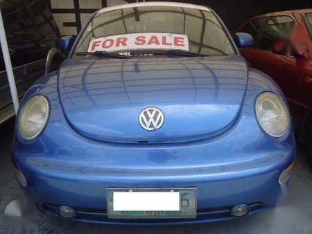 Fresh Like Brand New 2002 Volkswagen Beetle AT For Sale