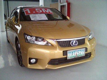 Lexus CT 200h 2011 for sale