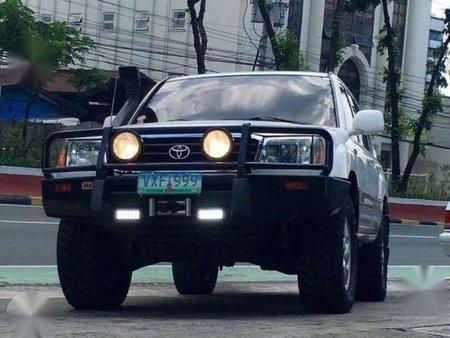 Toyota Land Cruiser lc100 fortuner montero mux suv cruiser fj patrol