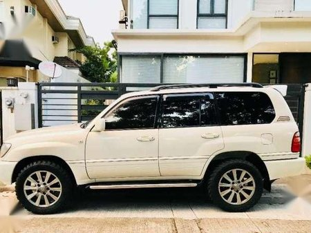 Toyota Land Cruiser LC 100 AT White For Sale