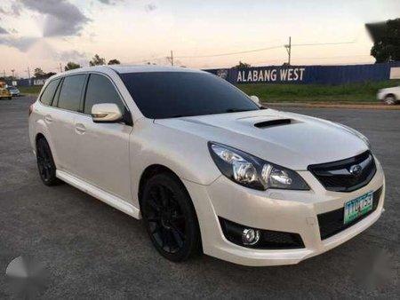 2017 Subaru Legacy Wagon