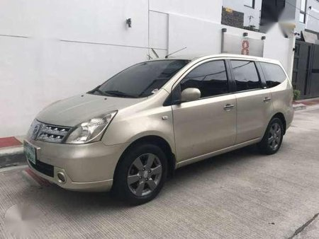 2011 Nissan Livina 1.8 AT Silver For Sale
