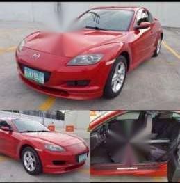 Mazda Rx8 Sports Car Swap Suv