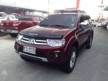 Very Fresh 2014 Mitsubishi Montero Sport Gls V For Sale 289619