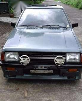 Fully Loaded 1982 Mitsubishi Lancer Imported For Sale