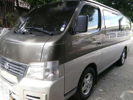 Very Good Condition 2007 Nissan Urvan Estate For Sale