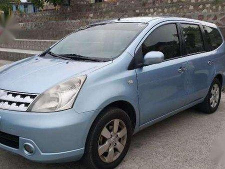 2011 Nissan Livina 1.8 A/T Blue For Sale