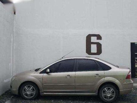 Ford Focus 2006 Automotic Beige Sedan For Sale