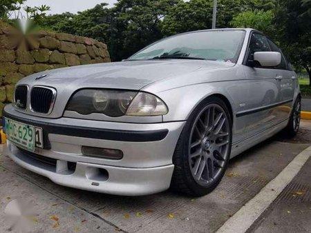 1999 BMW 318i E46 MT Silver For Sale