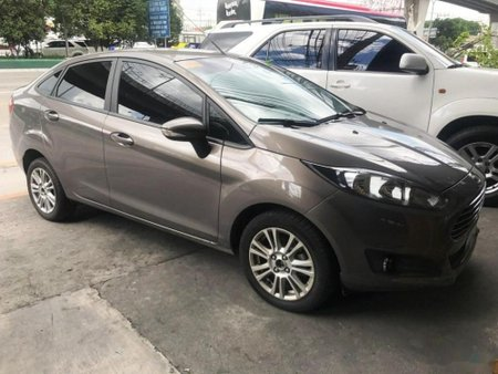 Ford Fiesta Grey For Sale