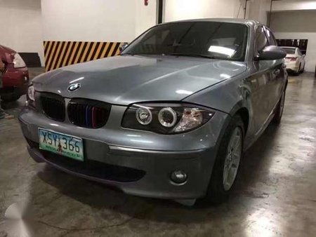 2007 BMW 120i AT gas
