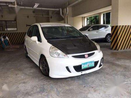 Honda Jazz Gd 15vtec Mmc 2006 White For Sale 297240