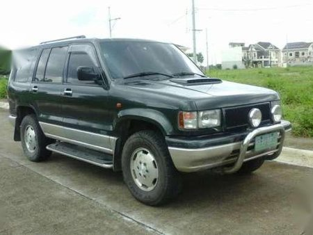 1992 Isuzu Trooper Diesel Automatic 297029
