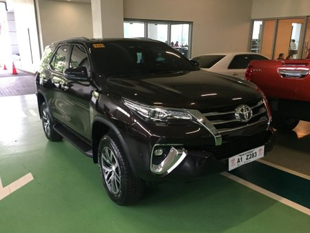 2018 Brand New Toyota Fortuner 4x4 V At For Sale 297818