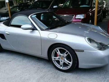 Very Well Kept Porsche Boxster 2002 For Sale