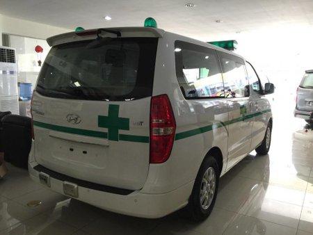 Imported Brand New Hyundai Grand Starex Ambulance for sale