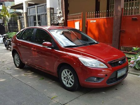 Ford focus Hatchback 2010