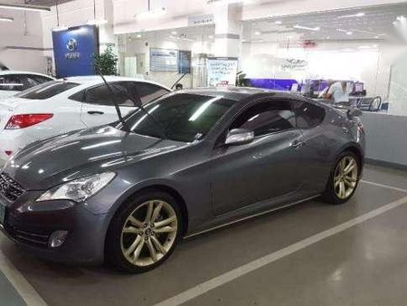 Gorgeous 2009 Hyundai Genesis Coupe 3.8 AT For Sale