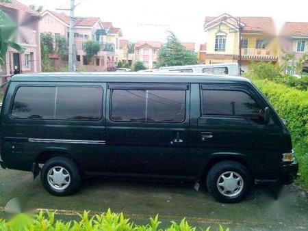 42e0135bae NIssan Urvan 2012 2.7 MT Green Van For Sale 303090