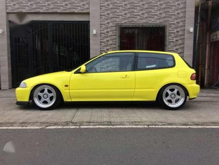 1994 Honda Civic Hatchback For Sale