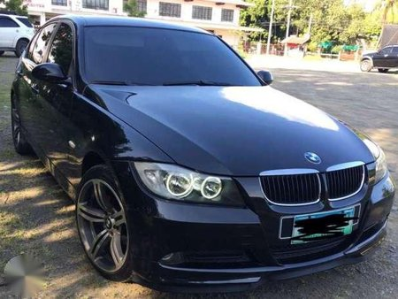 Bmw 316i Black 2008 Mt Sedan For Sale