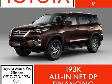 Call Now: 09258331924 Casa Sale 2019 Toyota Fortuner Hiend V Automatic for sale
