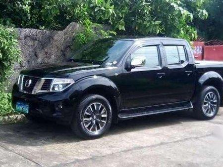 Nissan Navara GTX 4x4 Manual 2013 Black For Sale