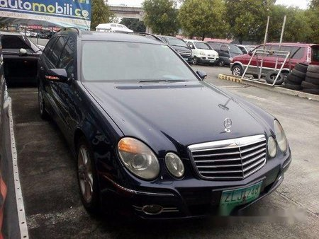 good as new mercedes-benz e280 2007 for sale in metro manila 321805