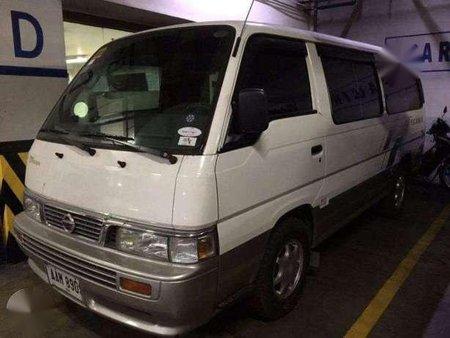 1bf7688c04 2014 Nissan Urvan Escapade MT White For Sale 307508