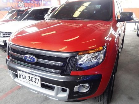Almost Brand New Ford Ranger Diesel For Sale