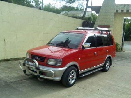 1999 Mitsubishi Adventure for sale