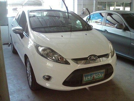 Ford Fiesta 2013 M/T for sale