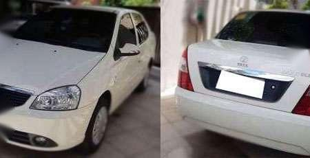 Tata Indigo DLE Diesel White Sedan For Sale