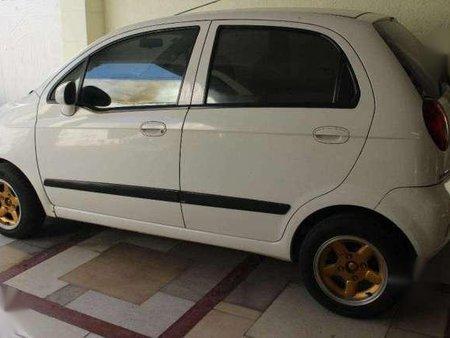 Chevrolet Spark 2008 1 0 Mt White Hb For Sale 311311