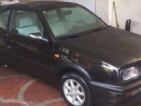 Well Kept 1997 VW Volkswagen Golf Cabriolet For Sale