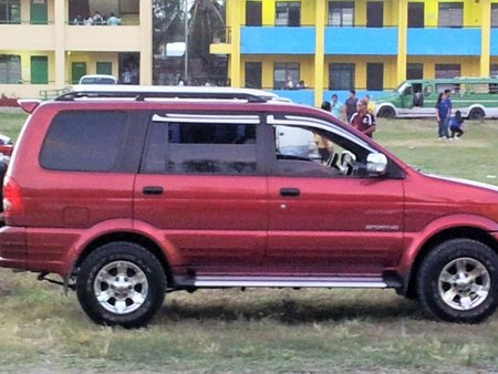 For sale good as new Isuzu Sportivo 2006