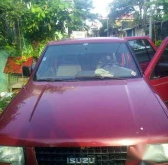 Newly Registered 1996 Isuzu Trooper Rodeo For Sale