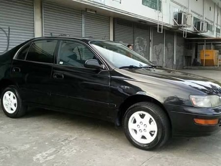 TOYOTA EXSIOR 96 MODEL MANUAL for sale
