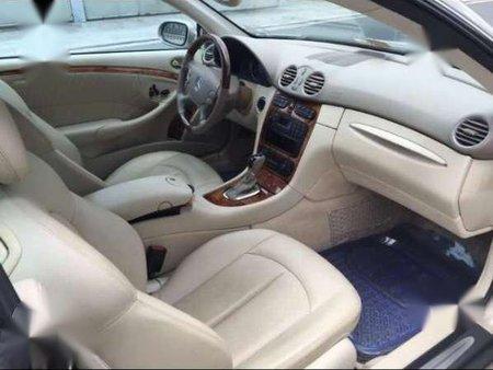 2010 Mercedes Benz CLK 500 US version V8 AT For Sale