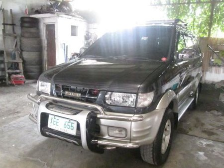 Isuzu Crosswind XUV 2002 Year FOR SALE